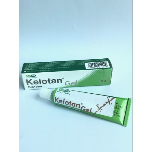 Kelotan (Silicone Elastomer) Scar Care Gel
