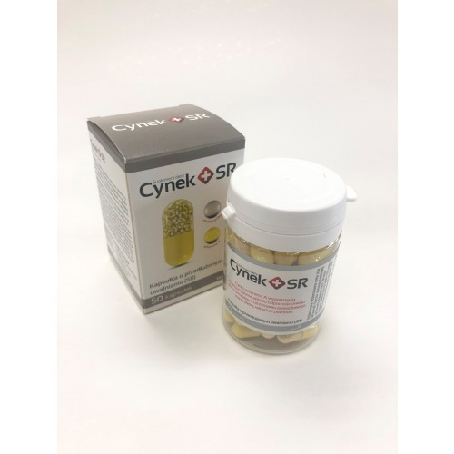 Cynek+SR Vit.A + Zinc Sustained Release Micropellets Capsules