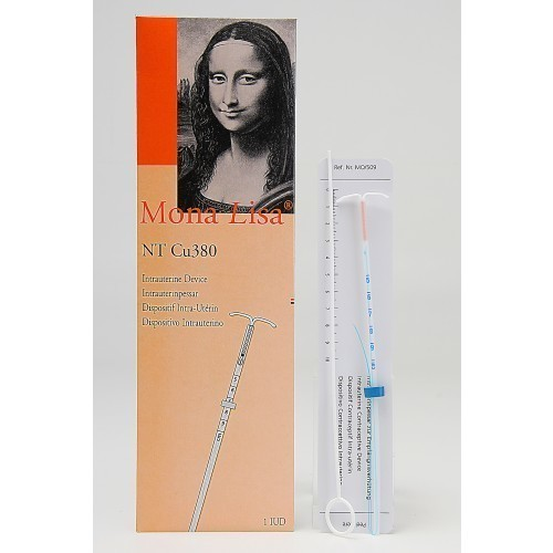 MONA LISA NT Cu380 IUD 1's